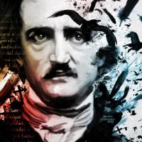 """""""El cuervo"""", de Edgar Allan Poe"""