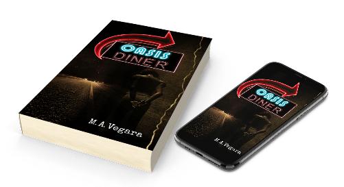"""Comprar """"Oasis Diner"""" en Amazon"""