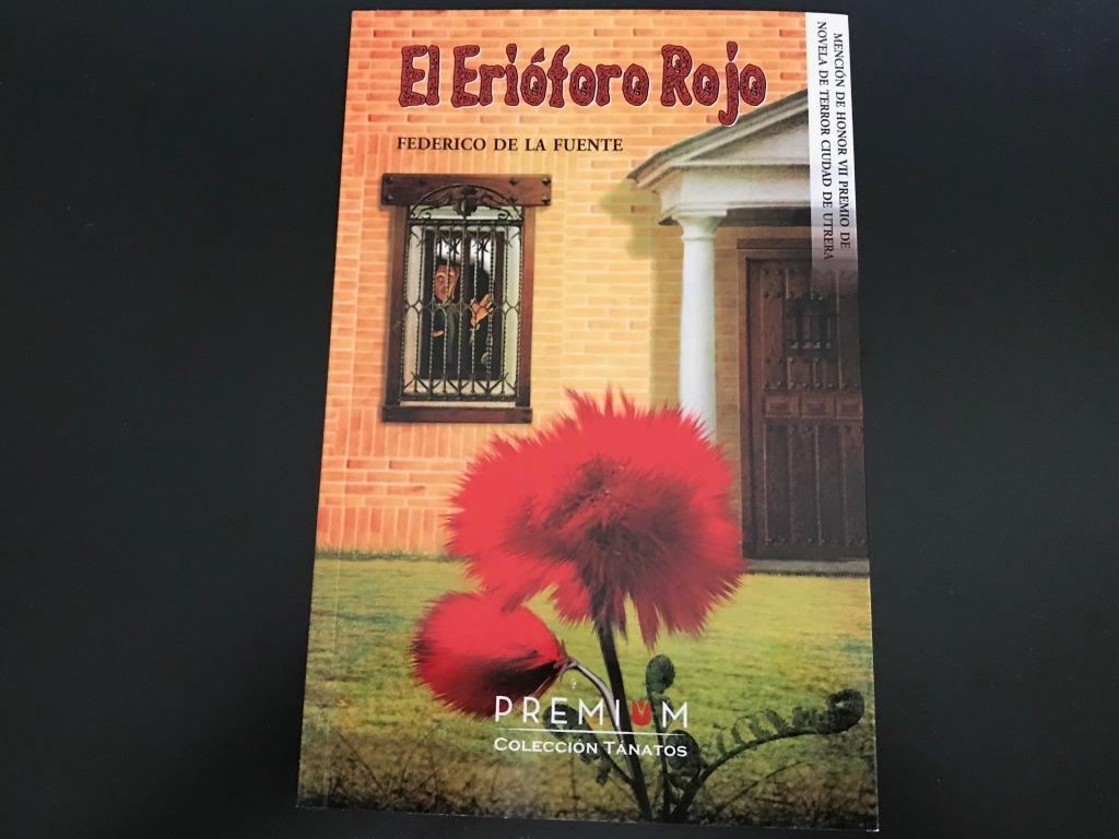 El erióforo rojo