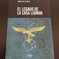 """""""El legado de la casa Lidman"""", de Federico de la Fuente"""
